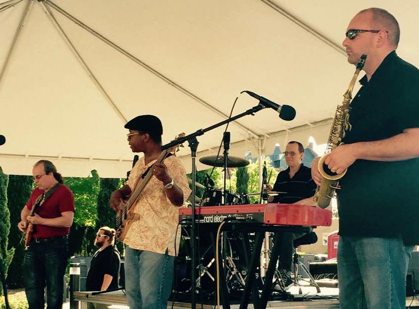 Soul Ripple, May 27 at Jazz on the Square