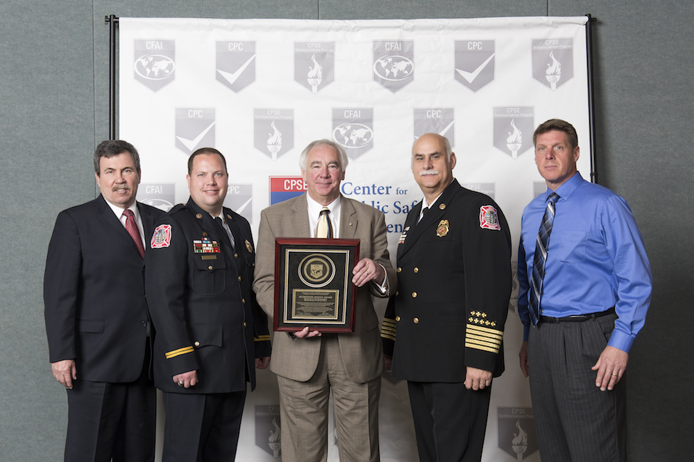 Fire Department Accreditation presentation