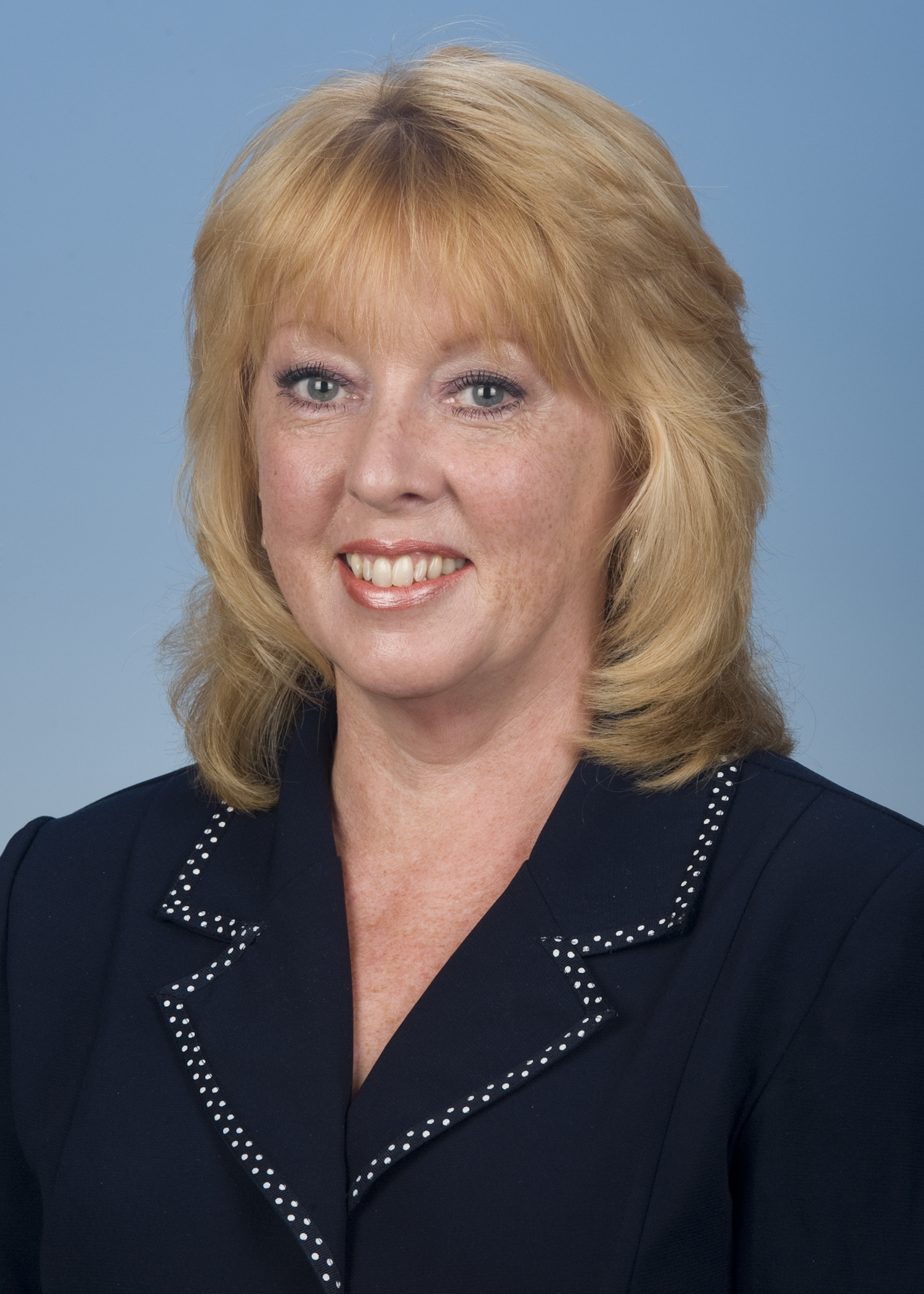 City Clerk Connie McIntyre
